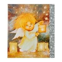 Открытка «Ангел дарящий свет» ANG-617