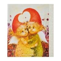 Открытка «Ангелы вечной любви» ANG-618