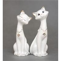 Фигурка «Кот с кошкой» XA-403