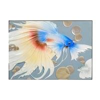 Панно «Рыбка Вуалехвост» ART-105