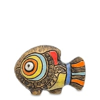 Фигурка «Рыба» шамот KK-493