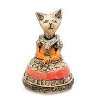 Фигурка «Кошка-графиня» шамот KK-495
