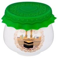 Баночка для меда/варенья с силиконовой крышкой «Сура»