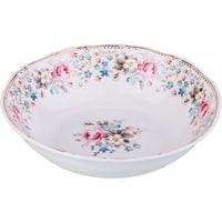 Тарелка из фарфора суповая глубокая «Мадемуазель Кики»