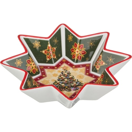 Салатник из фарфора «Ёлка» (Christmas Collection) M-586131
