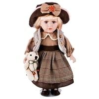 Кукла фарфоровая M-346249