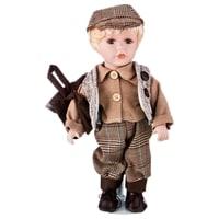 Кукла фарфоровая M-346250