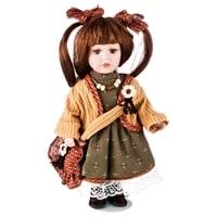 Кукла фарфоровая M-346251