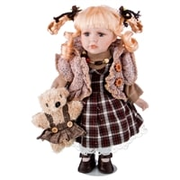 Кукла фарфоровая M-346252