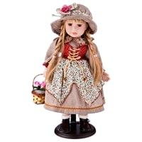 Кукла фарфоровая M-346255