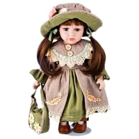 Кукла фарфоровая M-346256