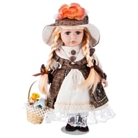 Кукла фарфоровая M-346261