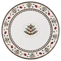 Блюдо из фарфора «Новогодние узоры» (Christmas Collection) M-54542