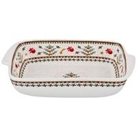 Блюдо-шубница из фарфора «Новогодние узоры» (Christmas Collection) M-54546