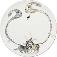Тарелка фарфоровая «Котики» M-264298