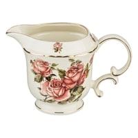 Молочник фарфоровый «Корейская роза» M-851368