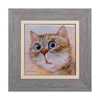 Панно керамическое «Любимый котик» ANG-917