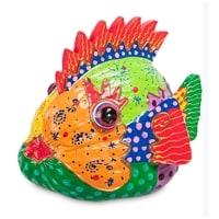 Фигура из кокоса «Рыба» 29-001 (о. Бали)