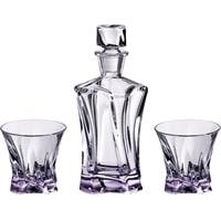 Набор для виски «Cooper»: штоф и 2 стакана M-614619