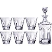 Набор для виски «Аполло»: штоф и 6 стаканов M-669215
