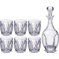 Набор для виски «Сафари»: штоф и 6 стаканов M-669218