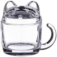 Кружка с крышкой «Котик» коллекция «Muza» M-355287