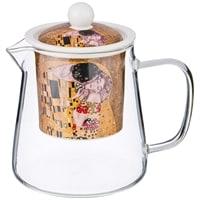 Чайник с ситом «Поцелуй» M-104514