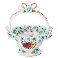 Фарфоровая ваза декоративная M-1011071