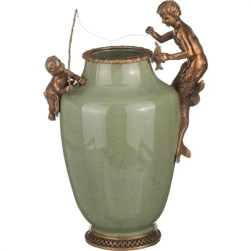 Декоративная фарфоровая ваза M-469246