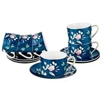 Чайный набор из фарфора на 6 персон «Летний вечер» M-2751022