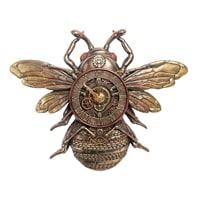 Настенные часы в стиле Стимпанк «Пчела» WS-1062
