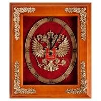 Настенные часы «Герб России» ПК-210