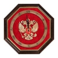 Настенные часы «Герб России» ПК-211