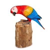 Фигурка «Попугай Ара» 89-035 (о. Бали)
