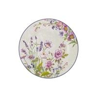 Фарфоровая тарелка «Душистый луг» в подарочной упаковке