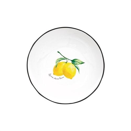 Суповая тарелка из фарфора «Amalfi»