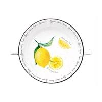 Салатник фарфоровый с ручками «Amalfi»