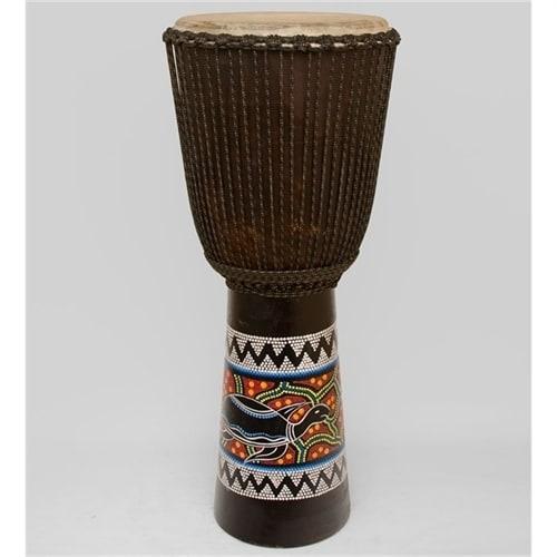 Барабан Джембе роспись 55-007