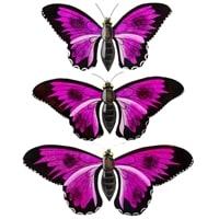 Панно «Бабочки» 46-006 (о. Бали)