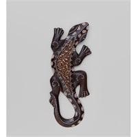 Панно настенное «Геккон» 20-027 (о. Бали)