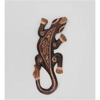 Панно настенное «Геккон» 20-015 (о. Бали)
