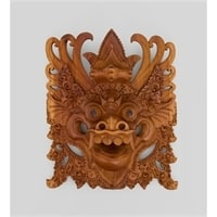 Панно резное «Гаруда - священная птица» 17-006 (суар, о. Бали)