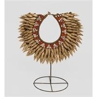 Ожерелье аборигена 26-016 (Папуа)