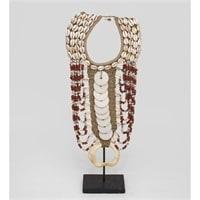 Ожерелье аборигена 27-009 (Папуа)