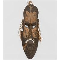 Маска Папуаса 27-035 (Папуа)