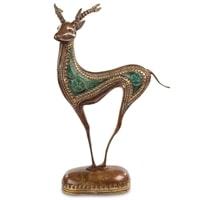 Фигурка из бронзы «Олень» 43-113 (о. Бали)