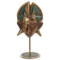Фигура из бронзы «Маска» 24-042 (о. Бали)