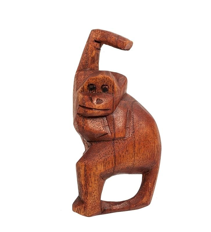 попробуем разобраться фигурки обезьяны из дерева будет