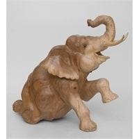 Статуэтка «Слон» 33-014 (о. Бали)