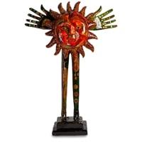 Статуэтка «Крылатое Солнце - оберег от зла» 47-004 (о. Бали)